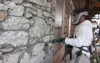 Exterior Building Repair
